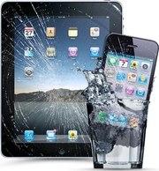 Замена экранов планшетов сотовых телефонов