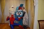 прокат новогодних костюмов,  вызов дедушки Мороза на дом.