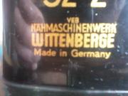 ретро швейная машинка Veritas про-во Германия